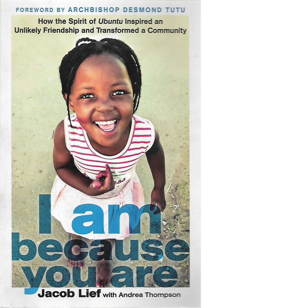 Bookdealers:I Am Because You Are | Andrea Thompson