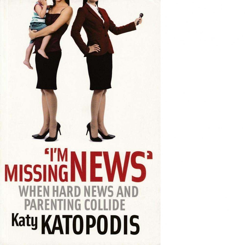 Bookdealers:I'm Missing News | Katy Katopodis