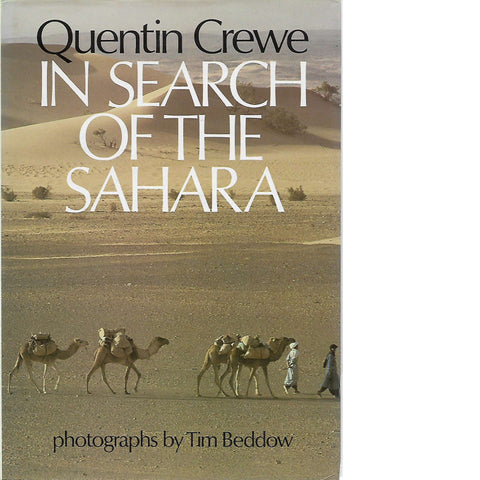 In Search of the Sahara | Quentin Crewe