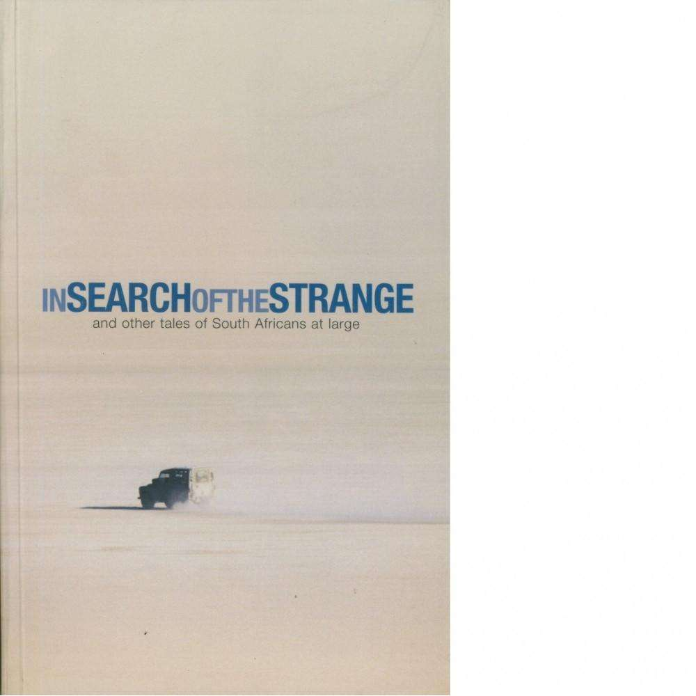 Bookdealers:In Search of the Strange