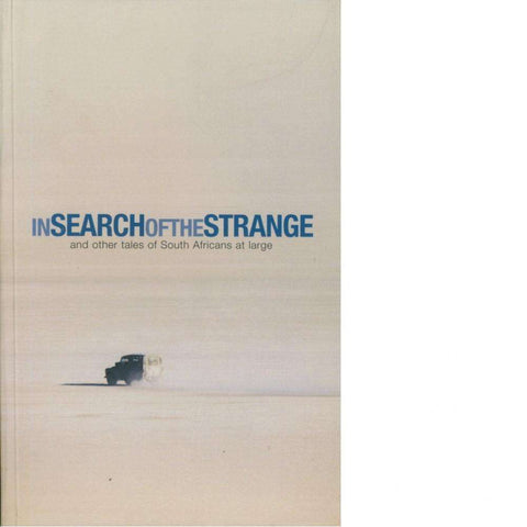 In Search of the Strange