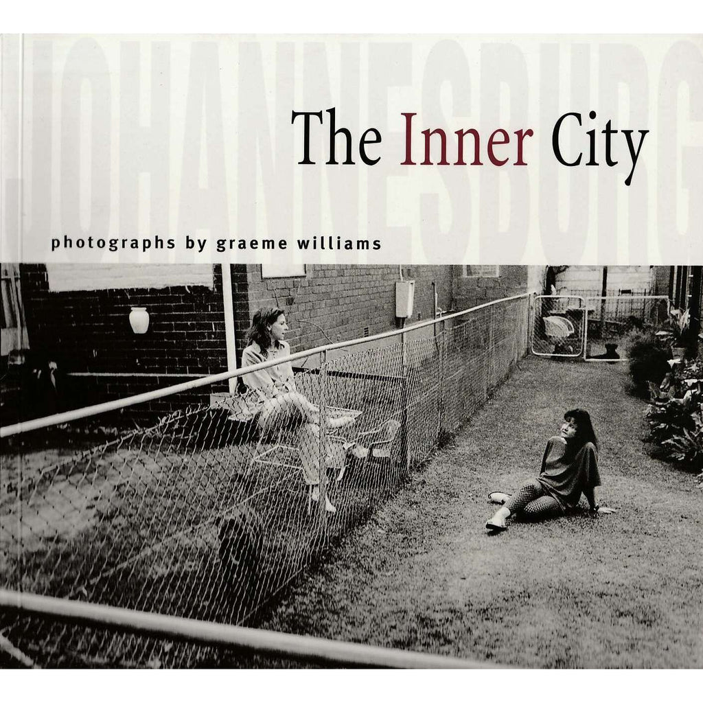 Bookdealers:The Inner City (Signed) | Graeme Williams