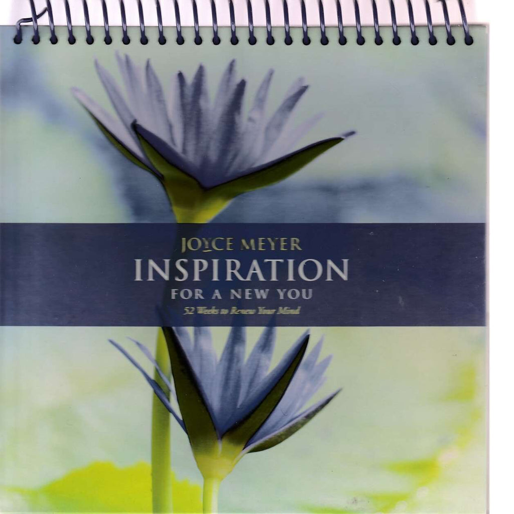 Bookdealers:Inspiration For a New You | Joyce Meyer