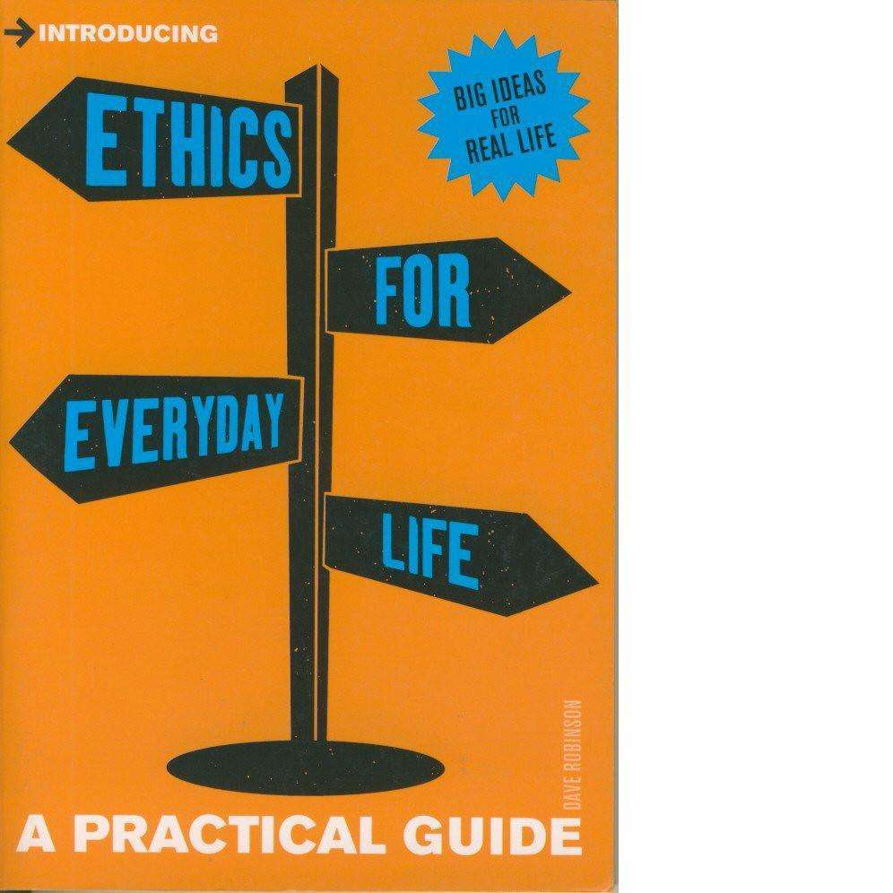 Bookdealers:Introducing Ethics for Everyday Life | Will Buckingham