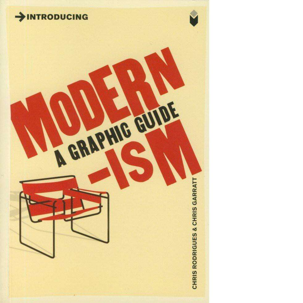 Bookdealers:Introducing Modernism | Chris Rodrigues and Chris Garratt