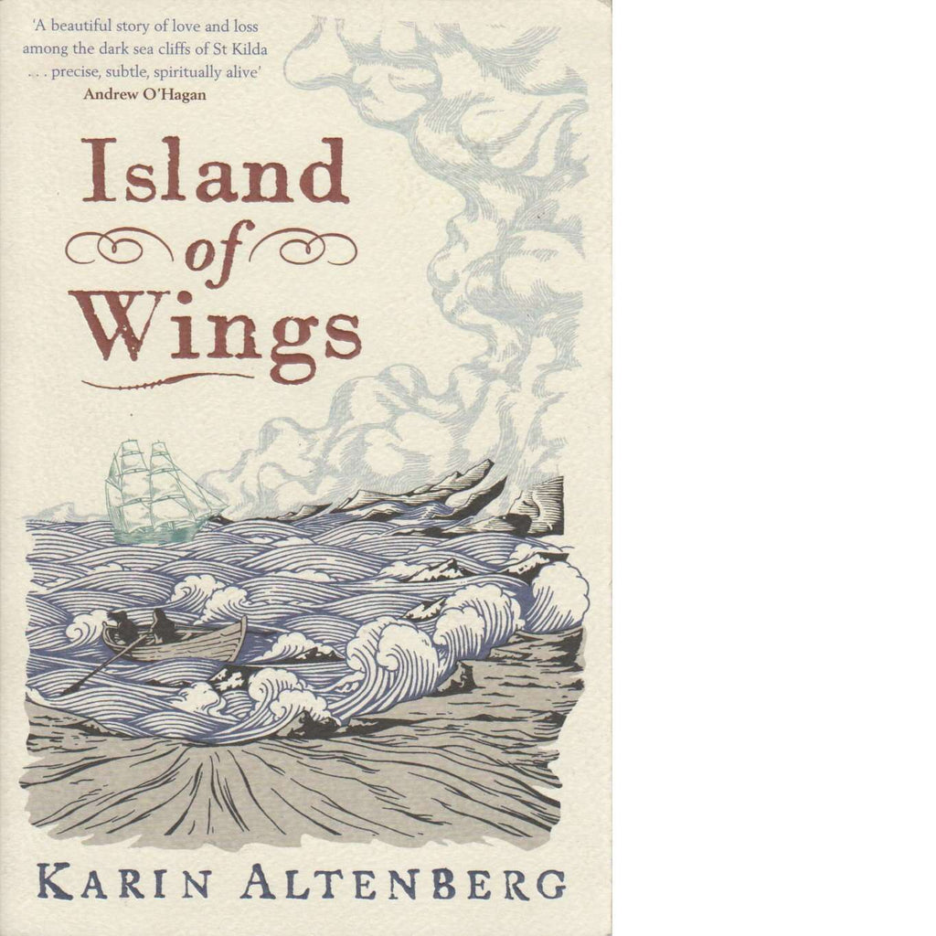 Bookdealers:Island of Wings