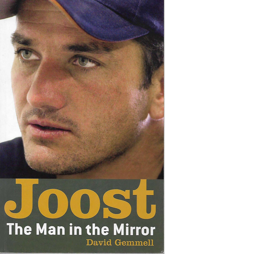Bookdealers:Joost: The Man in the Mirror | David Gemmell