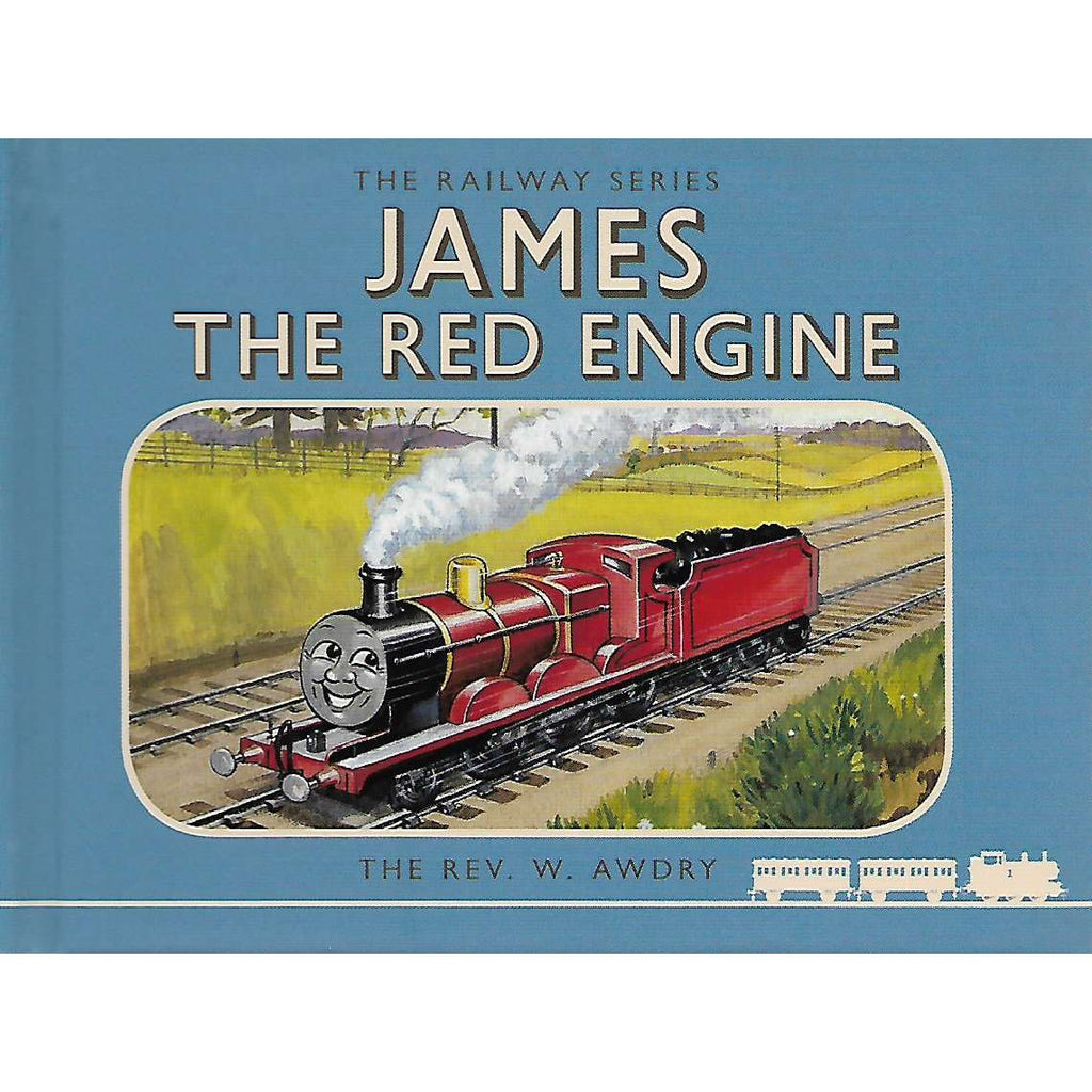 Bookdealers:Thomas the Tank Engine: James the Red Engine | Rev. W. V. Awdry