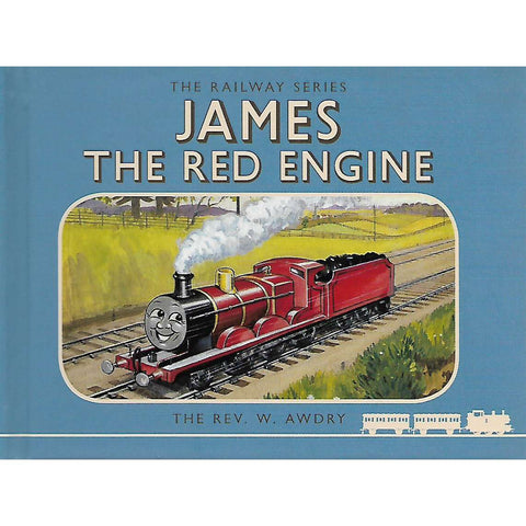 Thomas the Tank Engine: James the Red Engine | Rev. W. V. Awdry