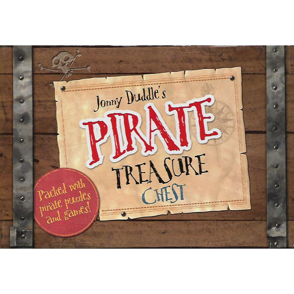 Bookdealers:Jonny Duddle Pirate Treasure Chest