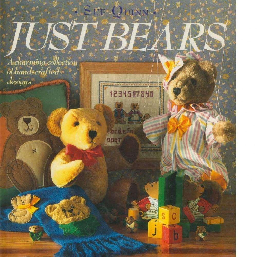 Bookdealers:Just Bears | Sue Quinn