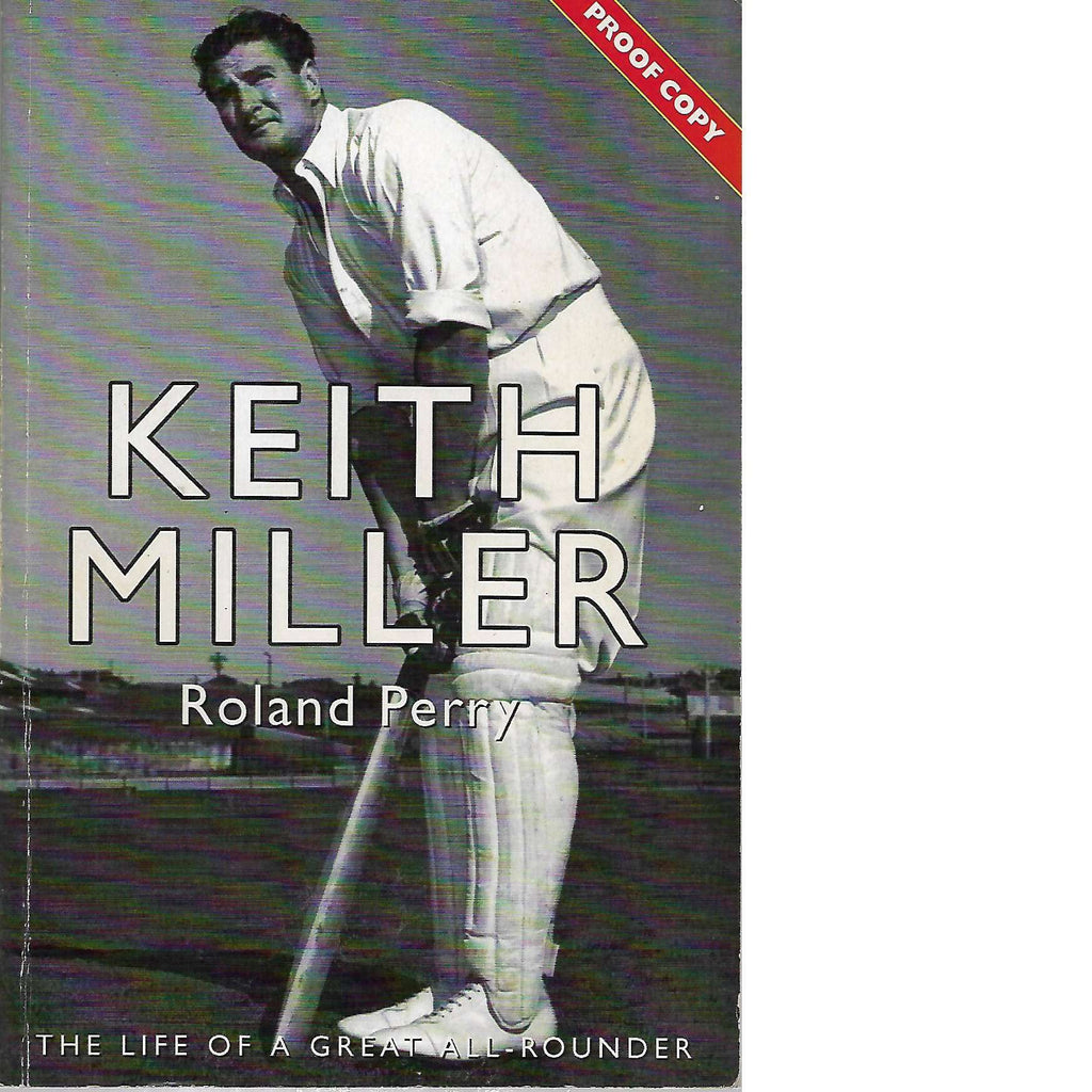 Bookdealers:Keith Miller | Roland Perry