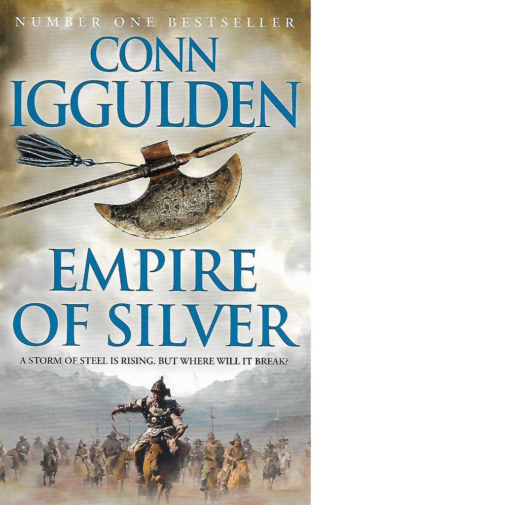 Bookdealers:Khan: Empire of Silver | Conn Iggulden