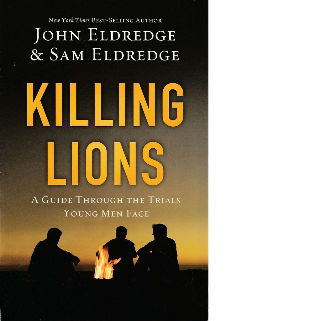 Bookdealers:Killing Lions | John and Samuel Eldredge