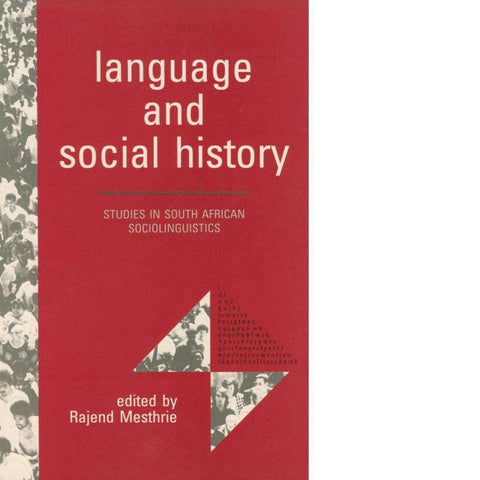 Language and Social History | Rajend Mesthrie