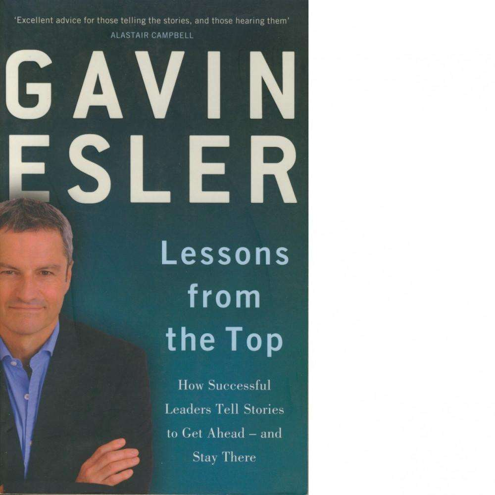 Bookdealers:Lessons from the Top | Gavin Esler