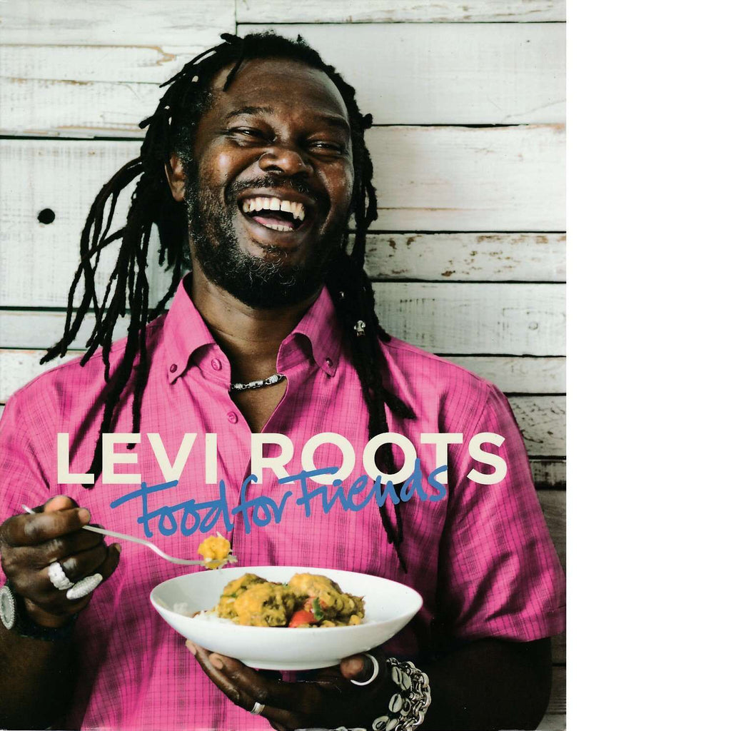 Bookdealers:Levi Roots: Food for Friends