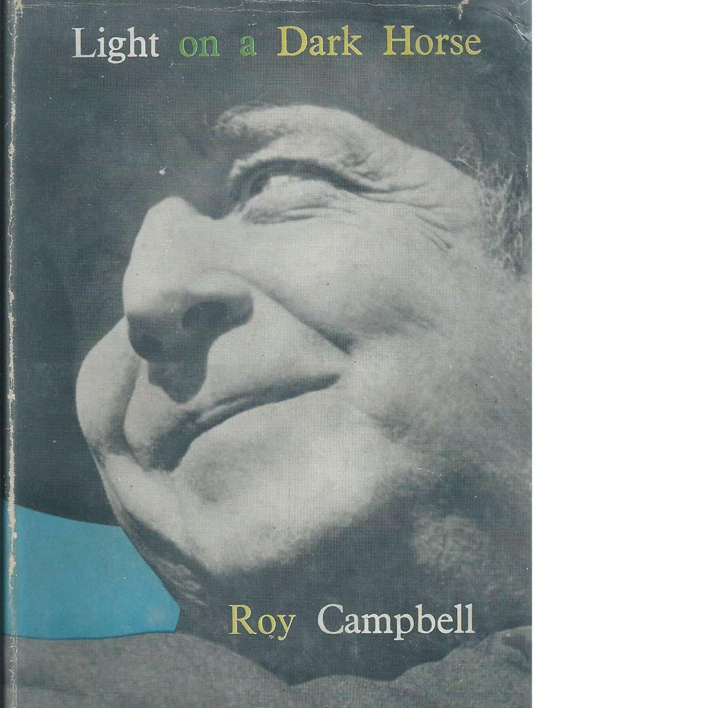 Bookdealers:Light on a Dark Horse: An Autobiography