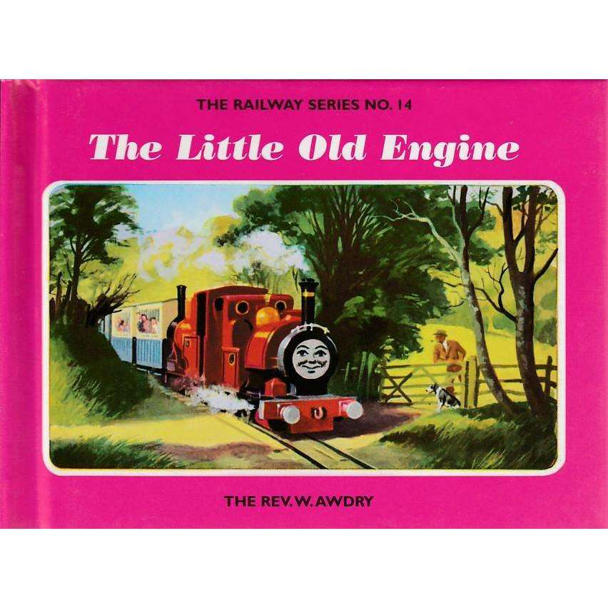 Bookdealers:The Little Old Engine | Reverend W. Awdry
