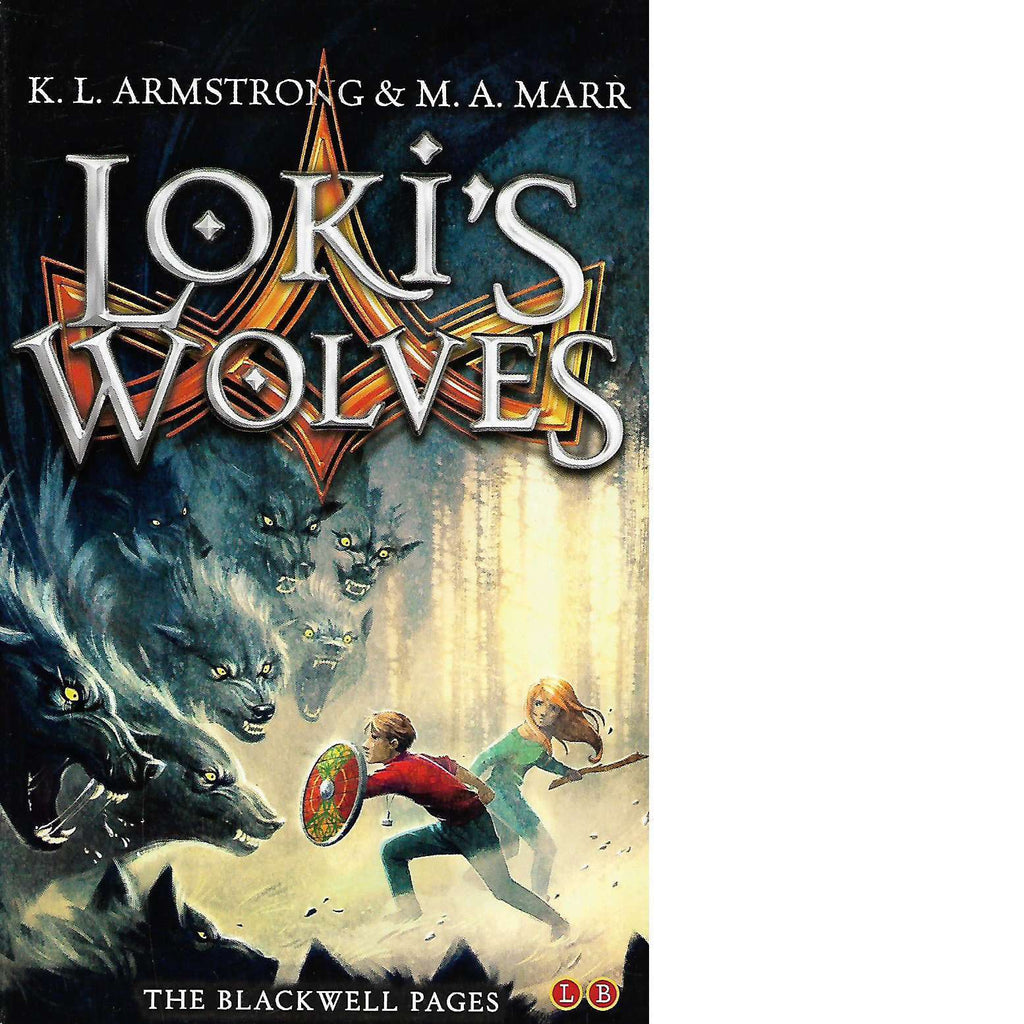 Bookdealers:Loki's Wolves | K. L. Armstrong and M. A. Marr