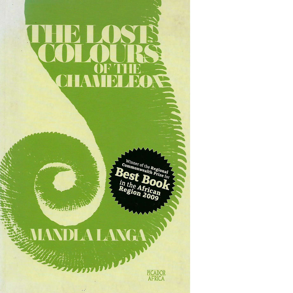 Bookdealers:Lost Colours of the Chameleon (Signed) | Mandla Langa