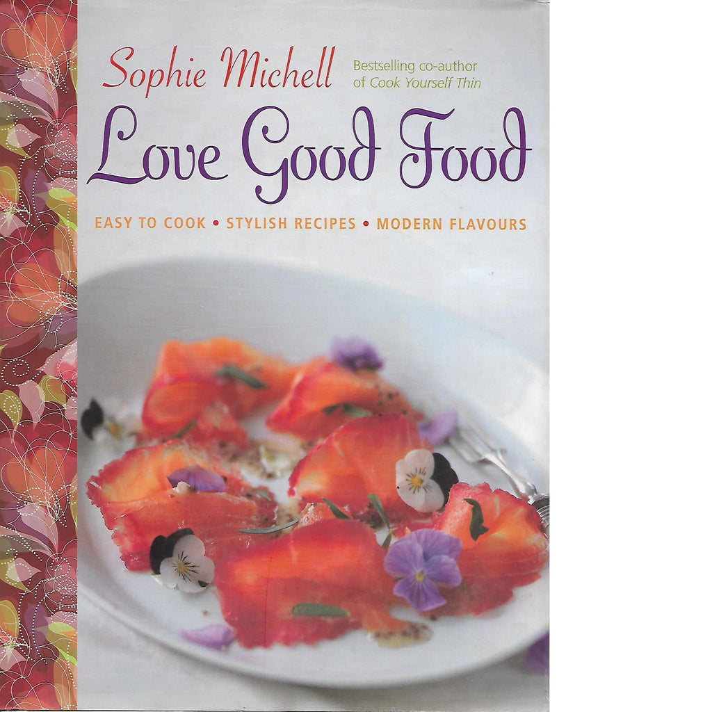 Bookdealers:Love Good Food | Sophie Mitchell