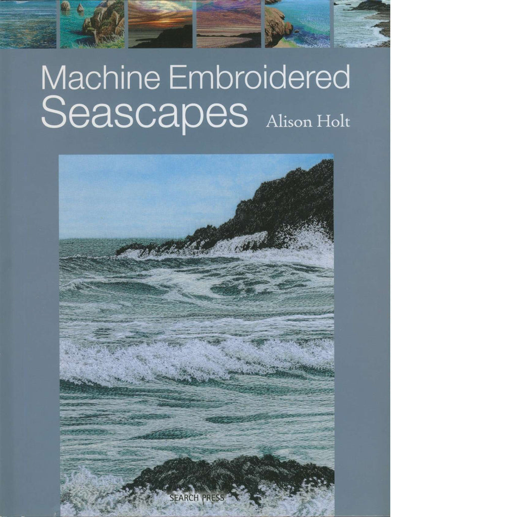 Bookdealers:Machine Embroidered Seascapes