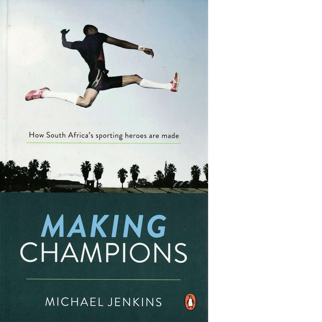 Bookdealers:Making Champions | Michael Jenkins