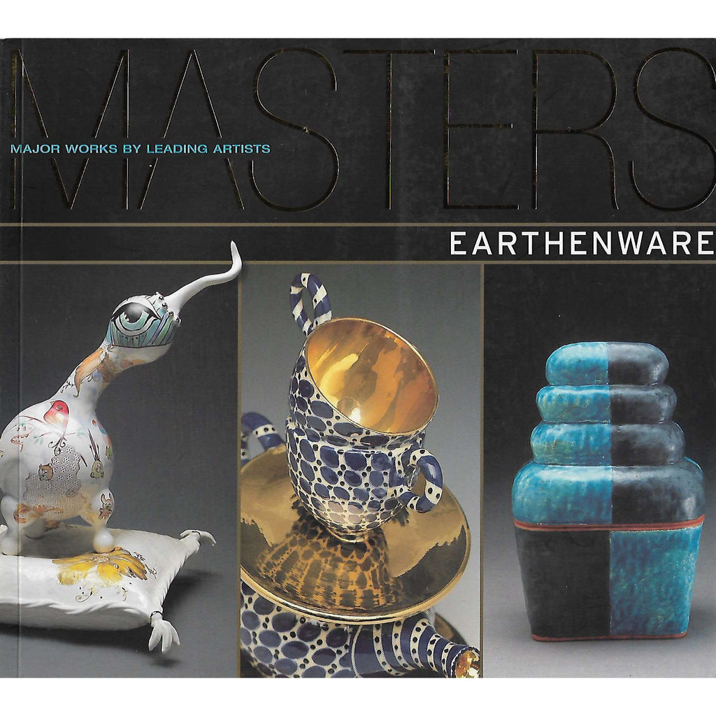 Bookdealers:Masters Earthenware: Major Works by Leading Artists | Matthias Ostermann
