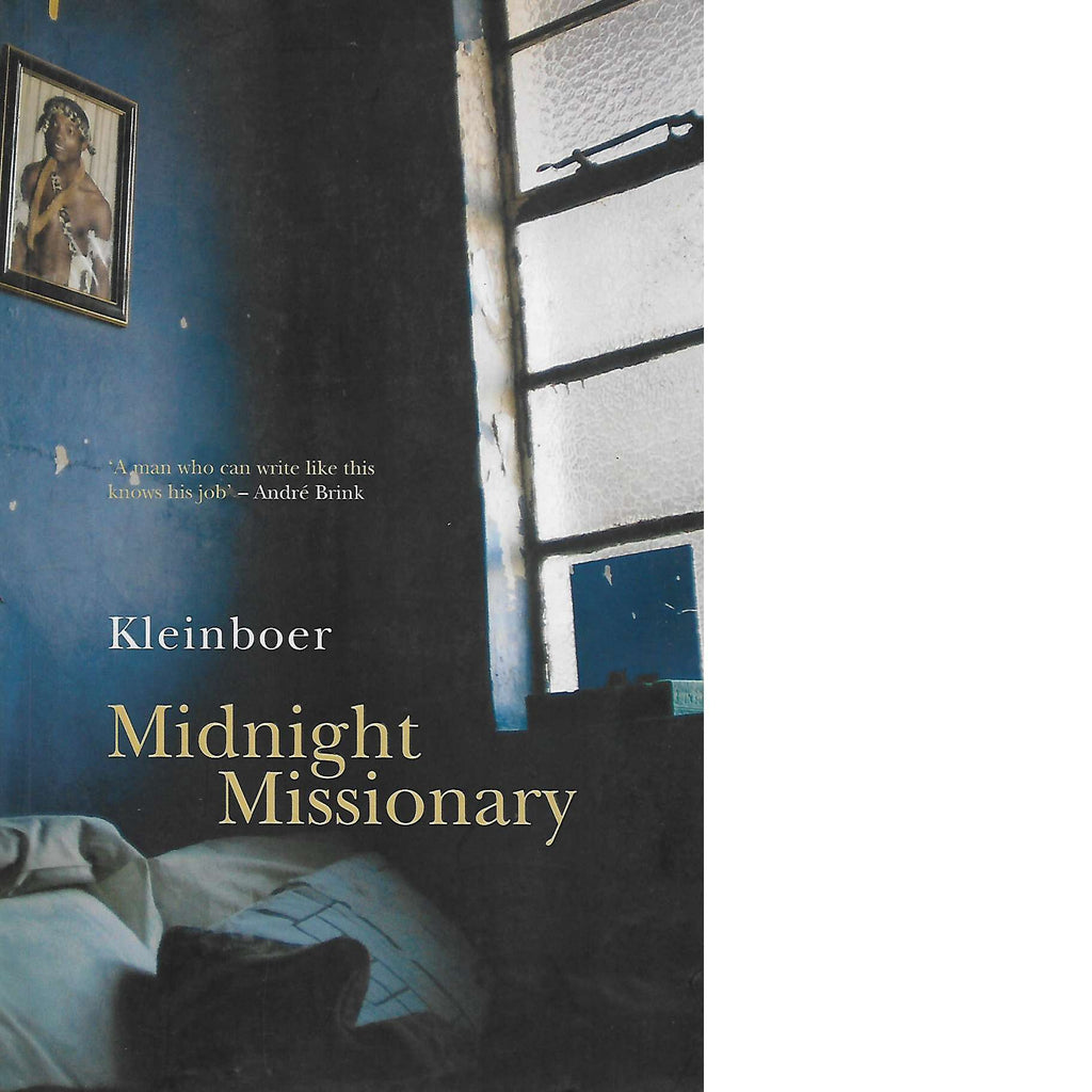 Bookdealers:Midnight Missionary (Inscribed) | Kleinboer