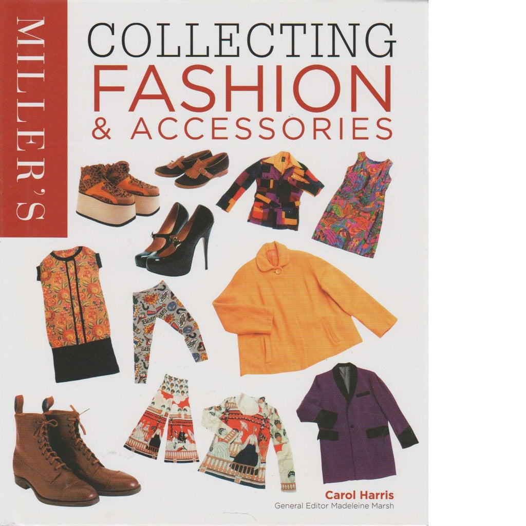 Bookdealers:Miller's Collecting Fashion and Accessories | Carol Harris