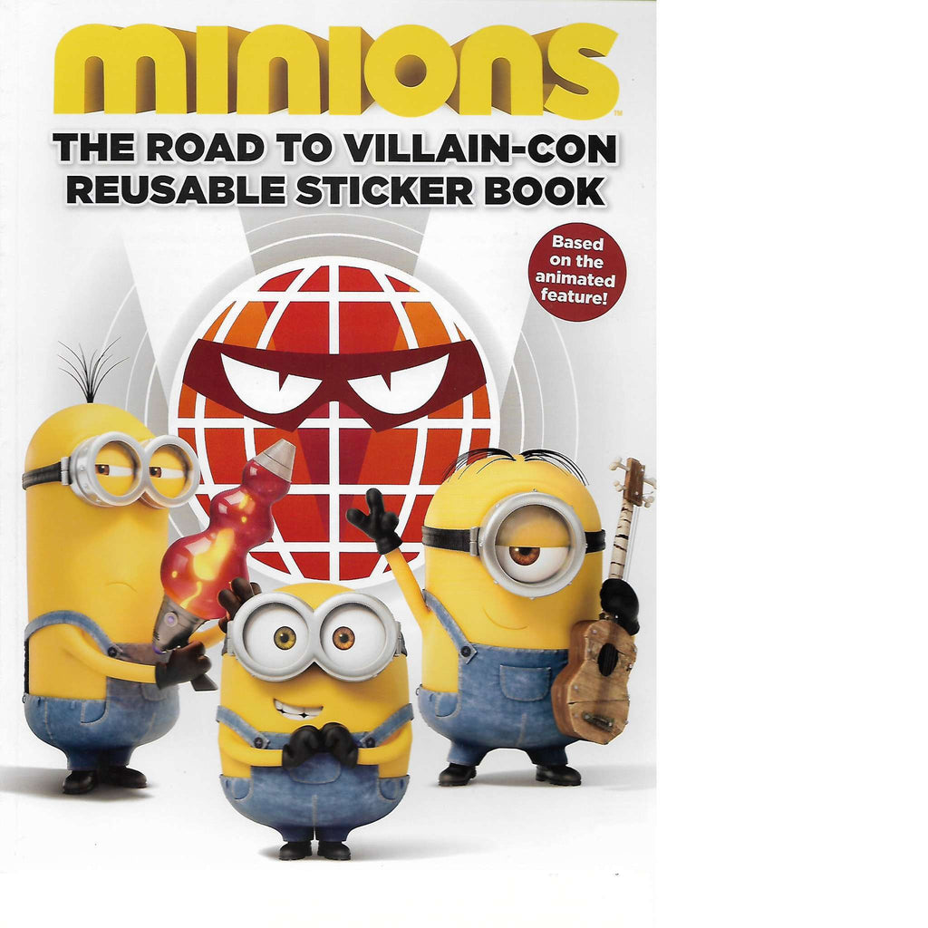 Bookdealers:Minions | Trey King