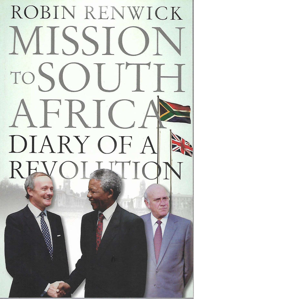 Bookdealers:Mission to South Africa | Robin Renwick