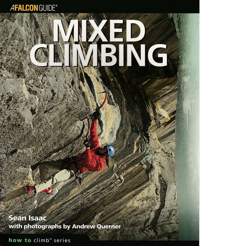 Bookdealers:Mixed Climbing | Sean Isaac