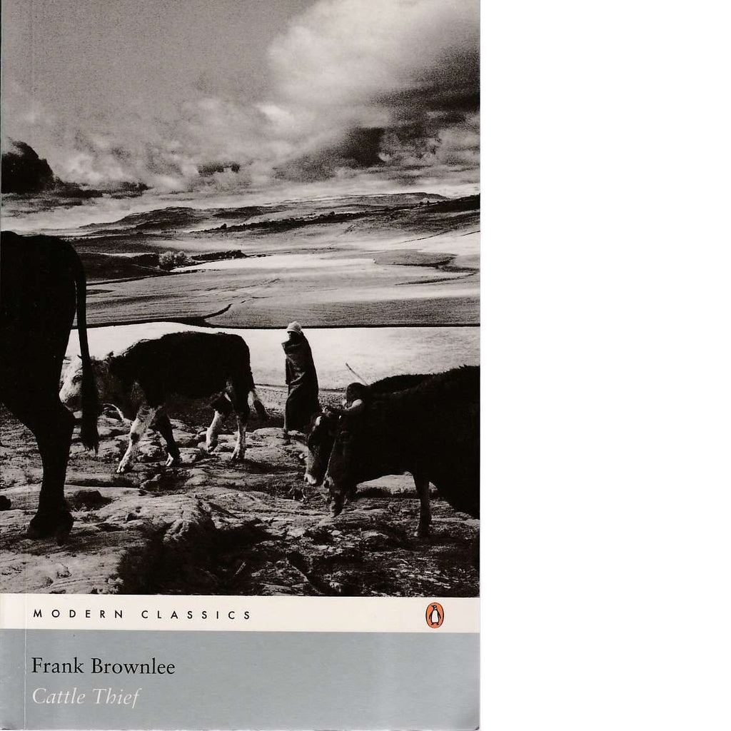 Bookdealers:Cattle Thief | Frank Brownlee