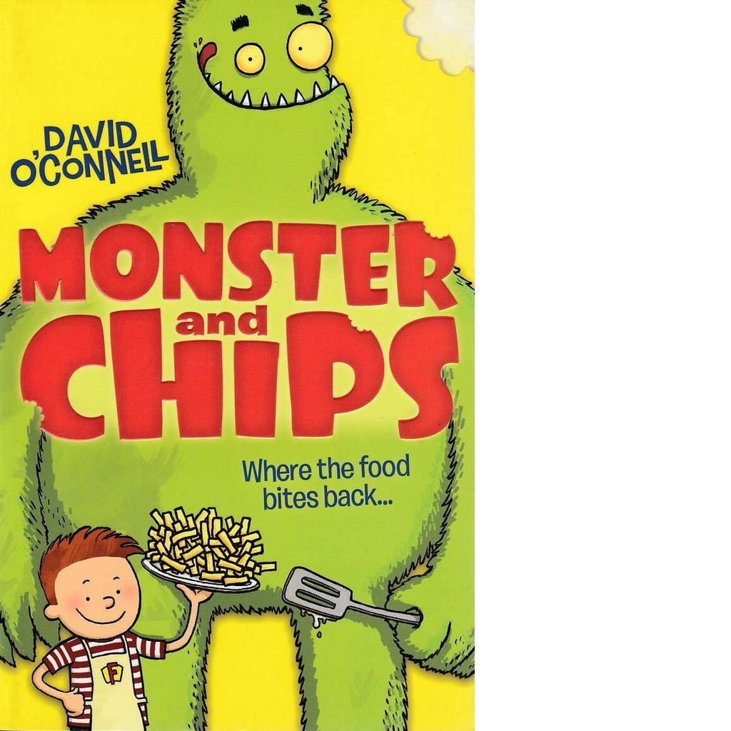 Bookdealers:Monster and Chips | David O'Connell