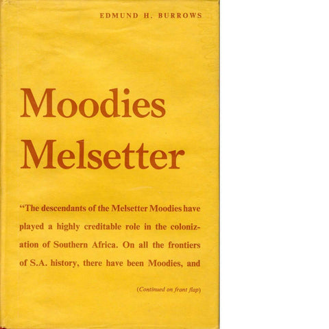 The Moodies of Melsetter | Edmund H. Burrows