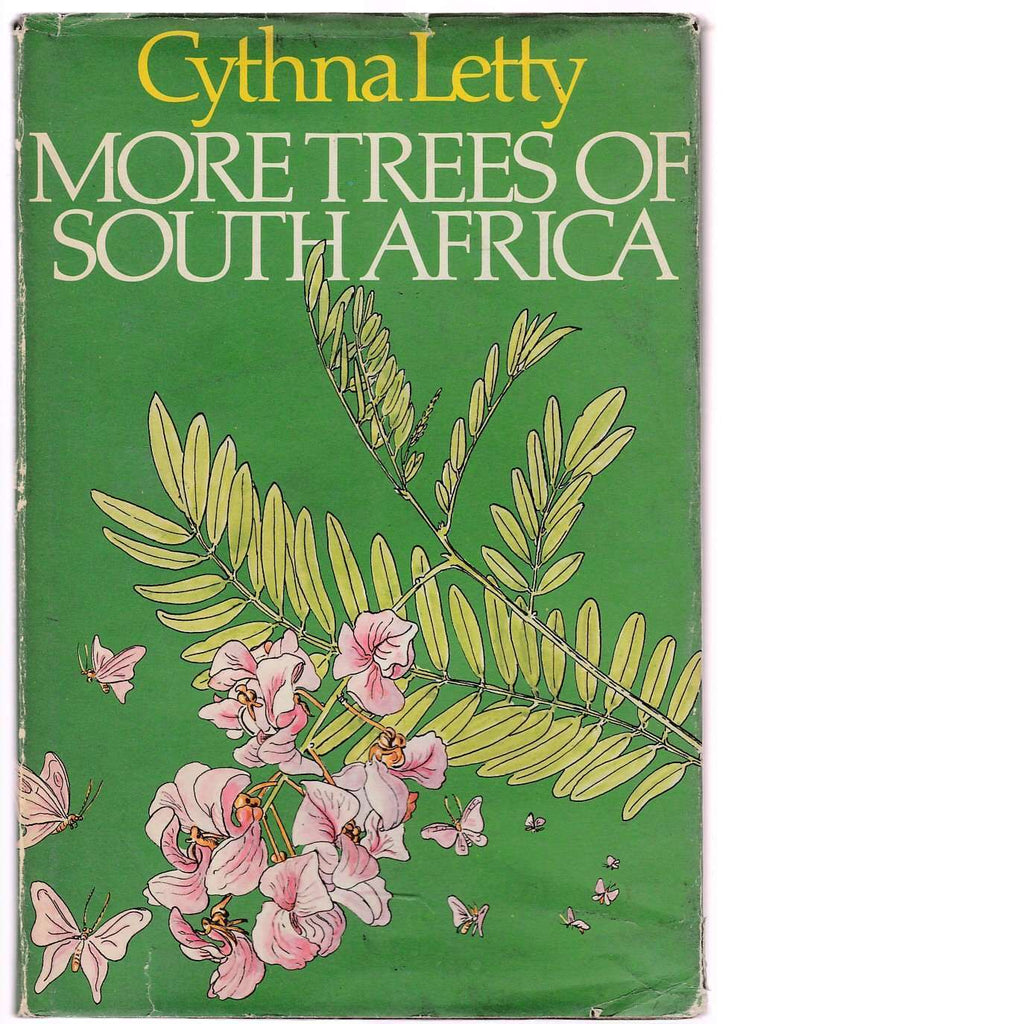 Bookdealers:More Trees of South Africa | Cythna Letty