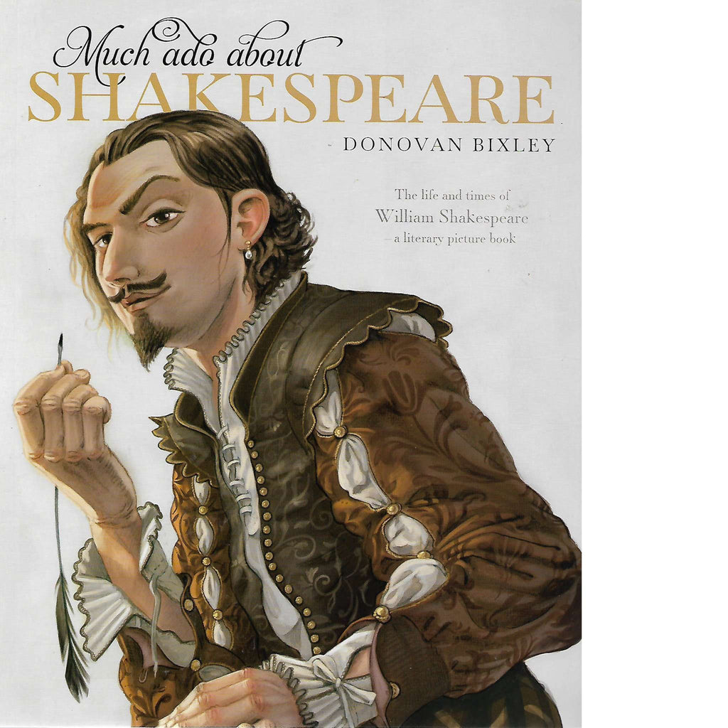 Bookdealers:Much Ado About Shakespeare | Donovan Bixley