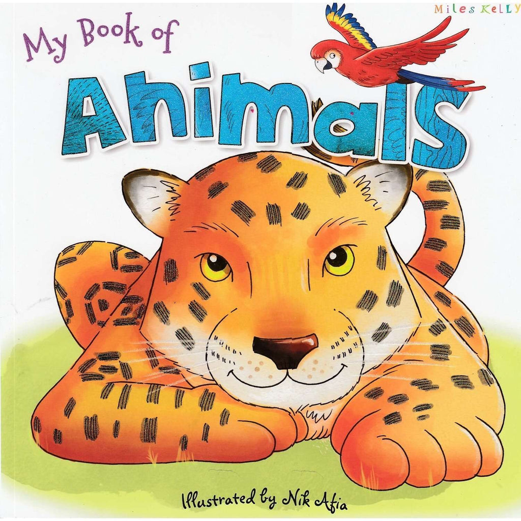 Bookdealers:My Book of Animals | Miles Kelly