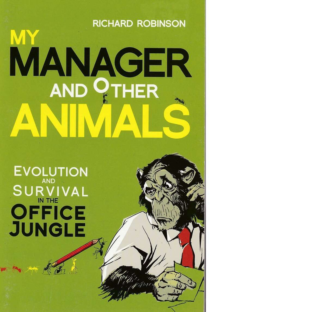 Bookdealers:My Manager and Other Animals | Richard Robinson