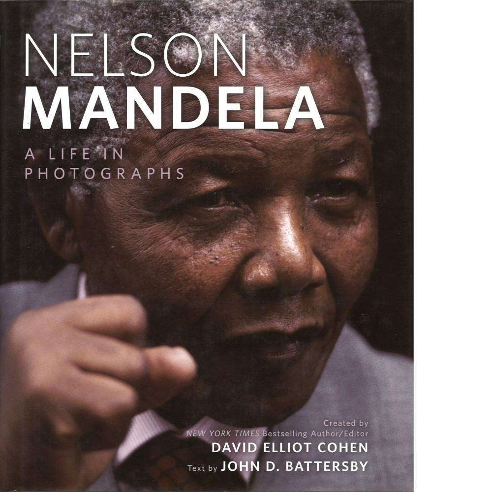 Bookdealers:Nelson Mandela (Inscribed) | David Elliot Cohen and John D Battersby