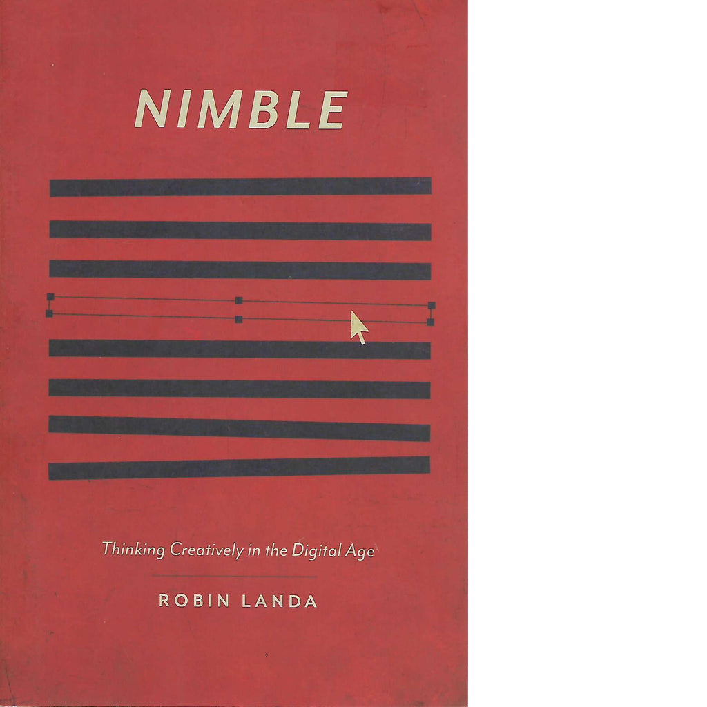 Bookdealers:Nimble: Thinking Creatively in the Digital Age | Robin Landa