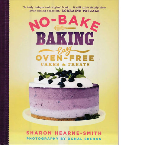 No-Bake Baking | Sharon Hearne-Smith