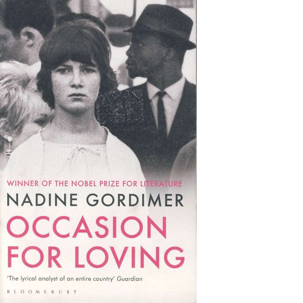 Bookdealers:Occasion for Loving | Nadine Gordimer