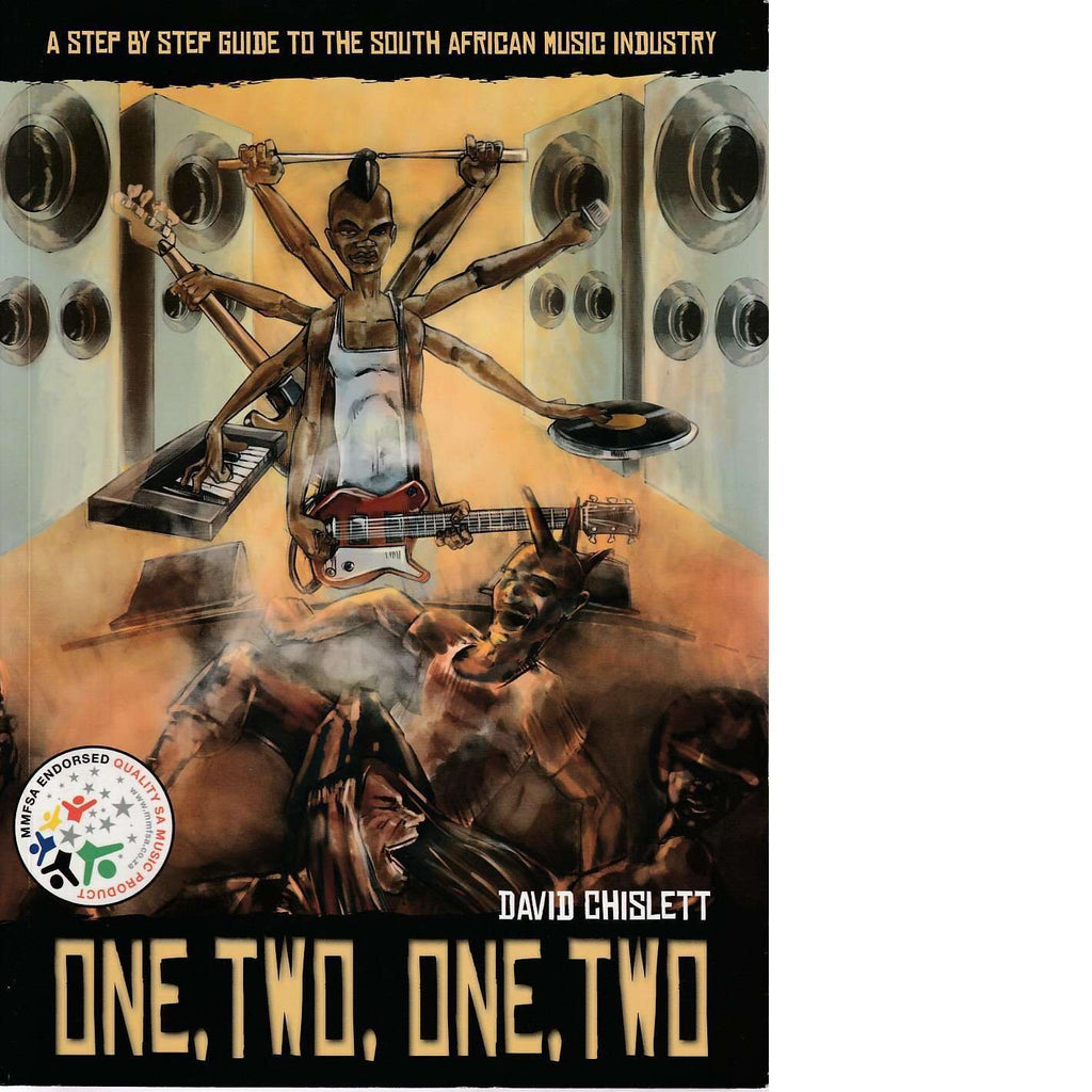 Bookdealers:One, Two, One, Two (Inscribed) | David Chislett