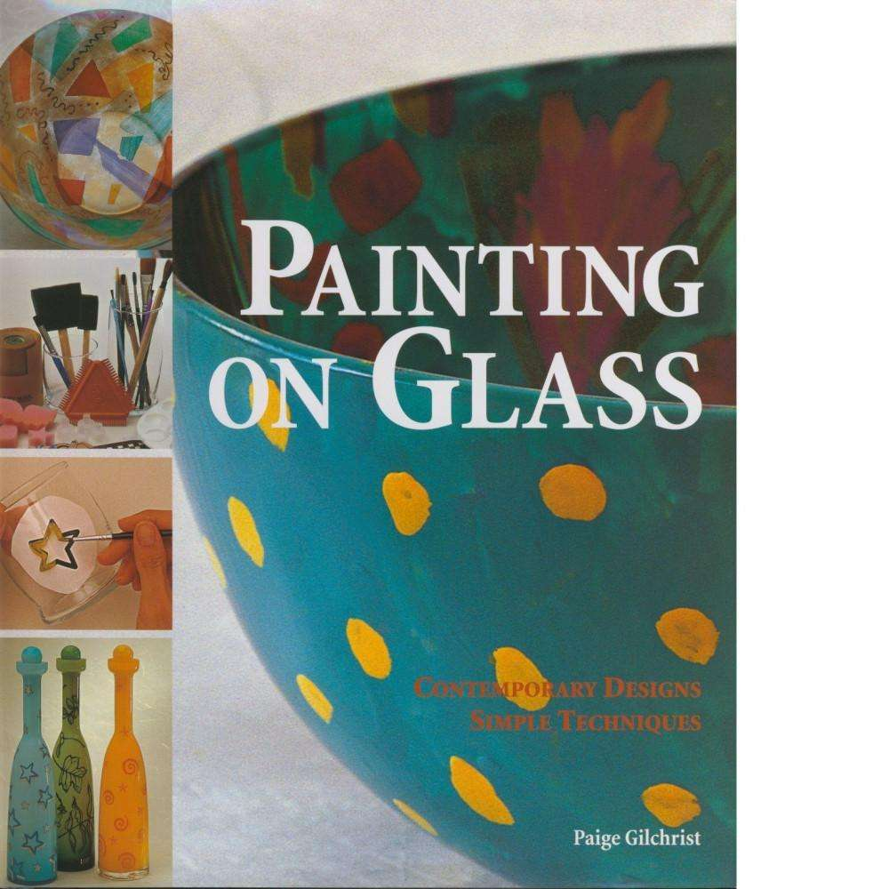 Bookdealers:Painting on Glass