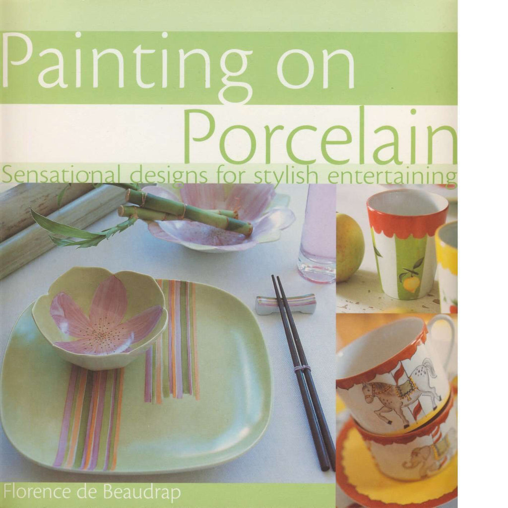 Bookdealers:Painting on Porcelain