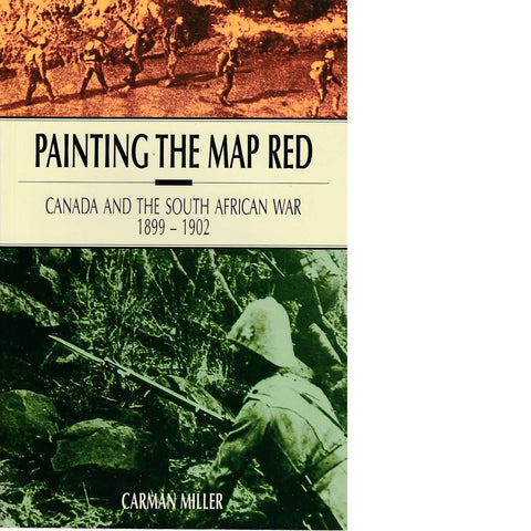Painting the Map Red | Carman Miller