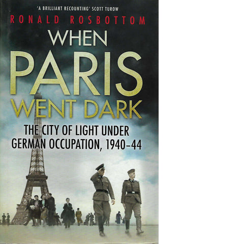 When Paris Went Dark | Ronald Rosbottom